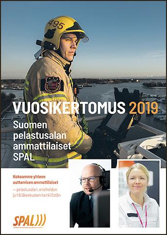 SPAL vuosikertomus 2019