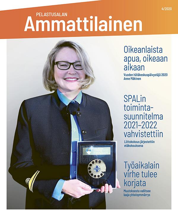 Pelastusalan ammattilainen -lehti