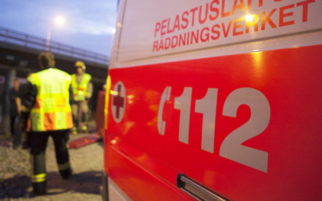 Pelastustoimi-, ensihoito- ja hätäkeskustoimialojen luottamushenkilöiden koulutus